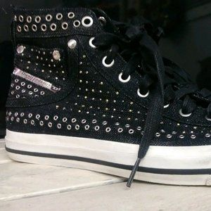 Diesel Sneakers Shoes with studs